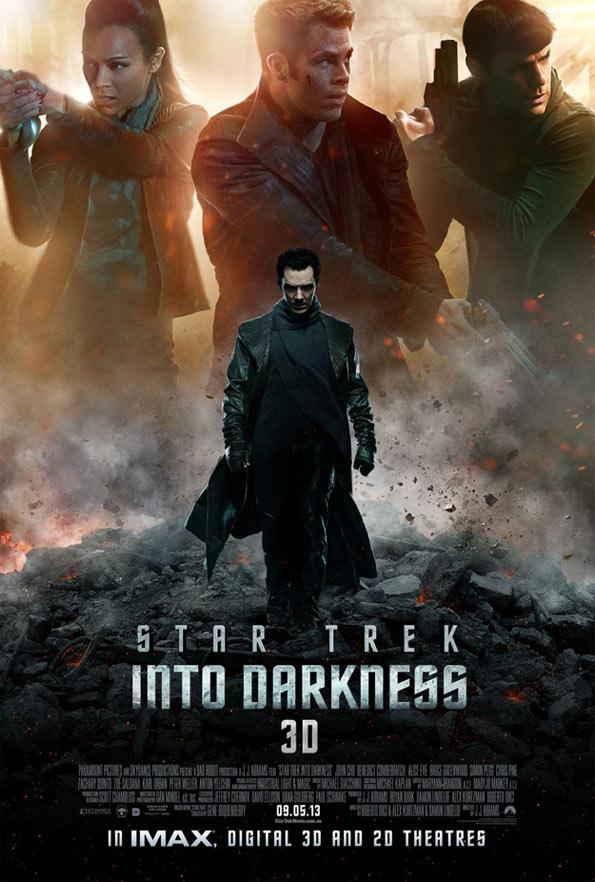 Star Trek 2: En la oscuridad