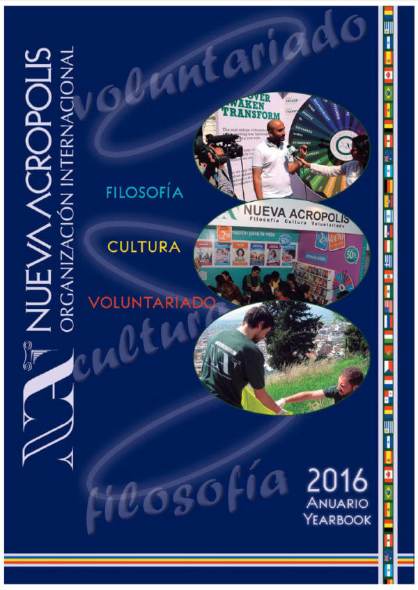 Nueva Acrópolis - Anuario 2016